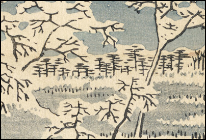 hiroshige_drumbridge_detail